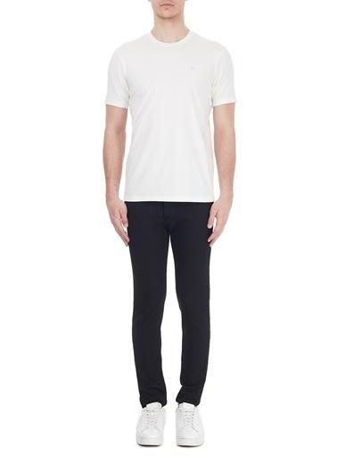 Emporio Armani  Slim Fit Pamuklu J75 Jeans Erkek Kot Pantolon 6H1J75 1Du3Z 0005 Siyah
